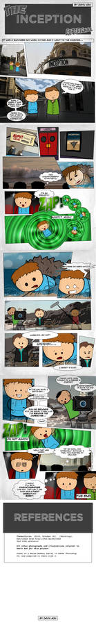 The Inception Experience - Comic