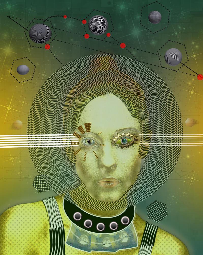 Spacegirl by Colorgetics