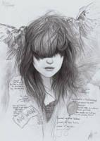 Alison Mosshart by JailHouseRock2