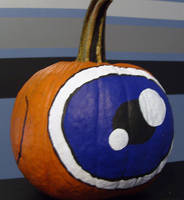 Waddle Doo Pumpkin by Zsy