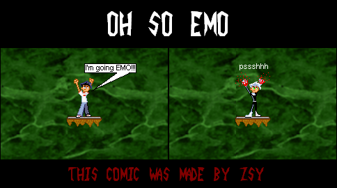 Oh So Emo