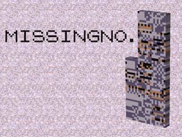 Missingno. Wallpaper by Zsy