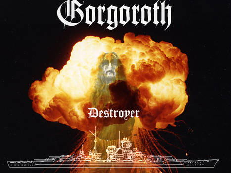 Gorgoroth by Damnedlord