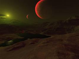 Toxic Planet: Sauron IV