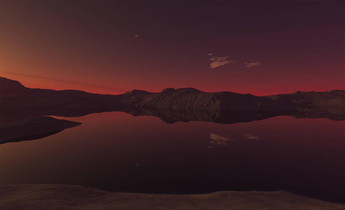 Sundown Lake