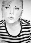 Scarlett Johansson drawing 2