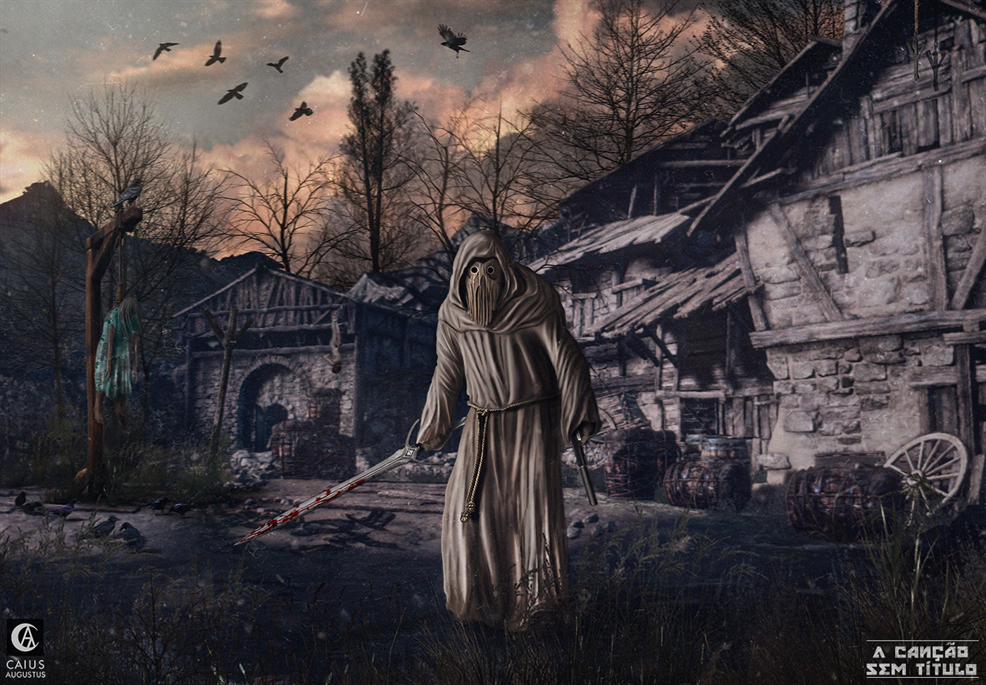 The Song Without Title - Concept Art