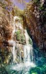 Waterfall of Dragon
