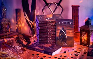 Book Faces - Livro Faces - Caius Augustus