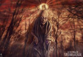 The Shadow of Undbrakhar - concept art 7