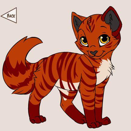 warrior cat creator game | Games World