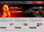 Firestudio.pl - layout