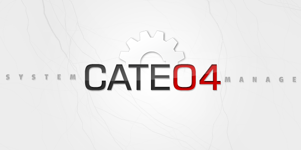 Cateo4 ManageSystem by catdesignpl