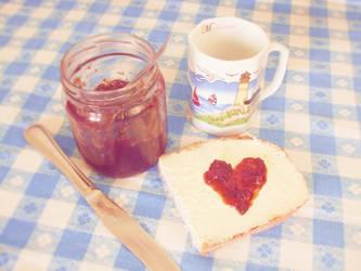 Love for Jam by zipper5