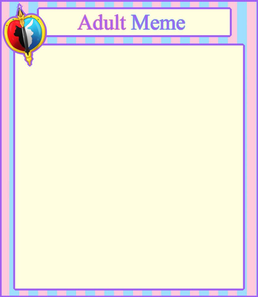 UN-A: Adult Meme by saikun13