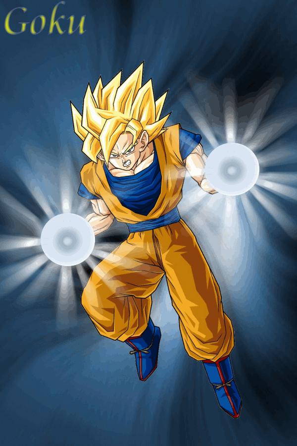 Gallery For > Dbz Goku Super Saiyan 1