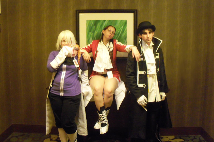 Pandora Hearts cosplay group by Rukie44 on DeviantArt