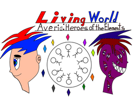 Living World Averia - HotE Cover by Animatorsnake