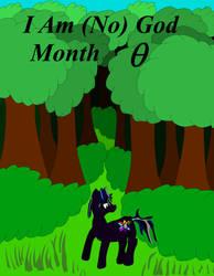 I Am (No) God - Month 0 Cover