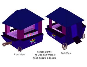Eclipse Light's Trading Wagon
