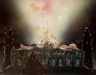 The grave. by DanielPeron