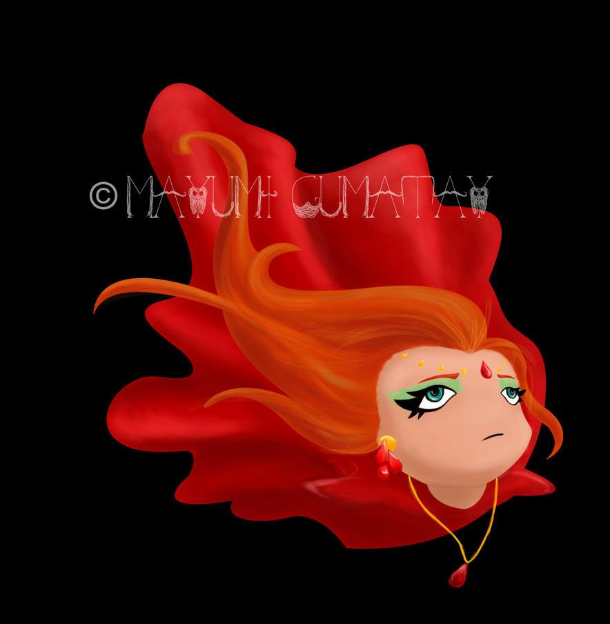 Ponyo - Fan Art by myoume