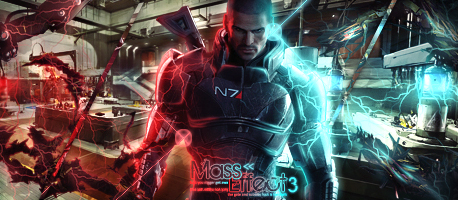 Mass effect by Rage-Sama-5
