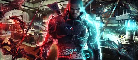 Mass effect by Rage-Sama-5