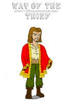 Way Of The Thief by K0van