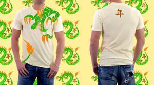 Drag0n T-Shirt by K0van