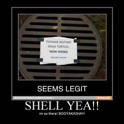 Shell Yea!! by Jessironi