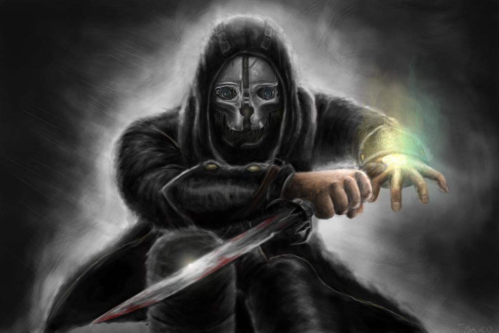Dishonored Fan Art Corvo Video Games Wallpapers Hd: Corvo Attano By JBasco15 On DeviantArt