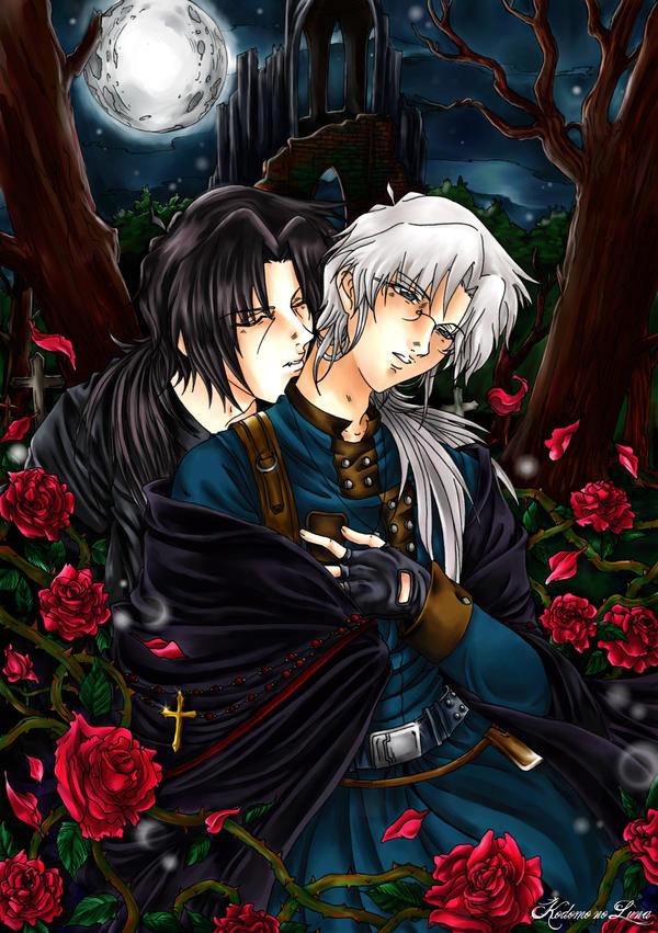 What's your favourite pairing(s)?  For_the_sake_of_revenge_by_Kodomo_no_luna