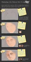 Photoshop Tutorial Part 1. by Kodomo-no-luna