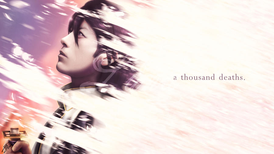 A thousand deaths by Kodomo-no-luna