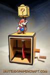 Mario Coin Automata Papercraft