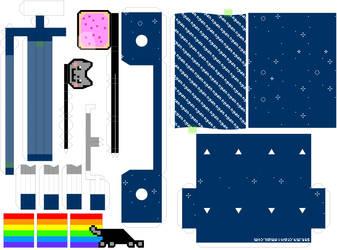 Nyan Cat Machine -Instructions