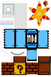 POW-Block Papercraft PRO Vers.