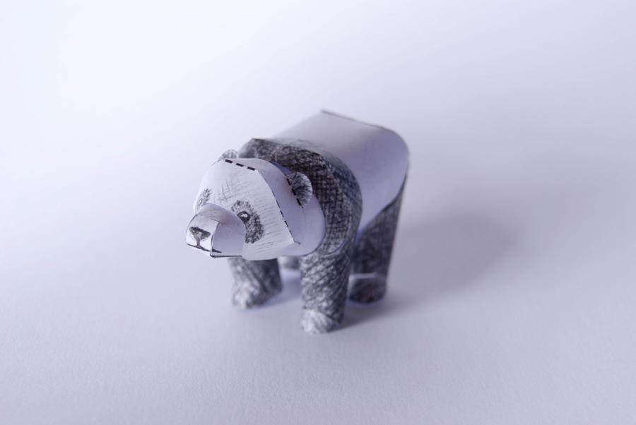 Help paper zoo