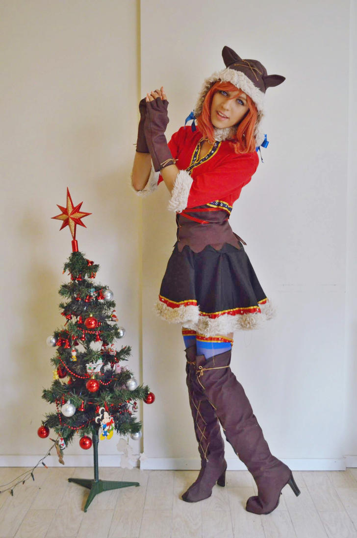 Merry christmas by JulisScarlet