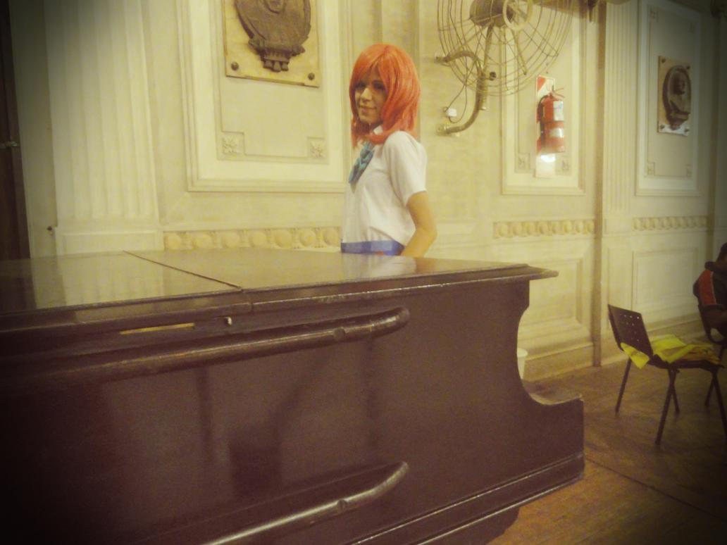Maki Nishikino by JulisScarlet