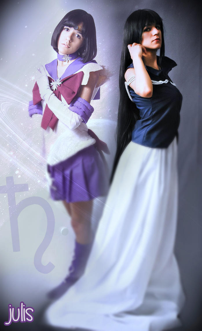 Sailor Saturn Mistress 9 by JulisScarlet