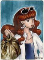 Fashion Julie by XKimmaiX