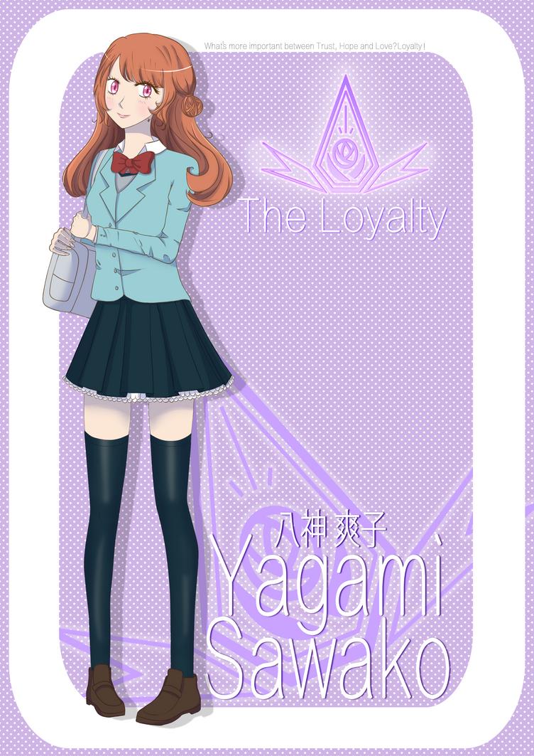 Yagami Sawako - The Loyalty by HimiiChan