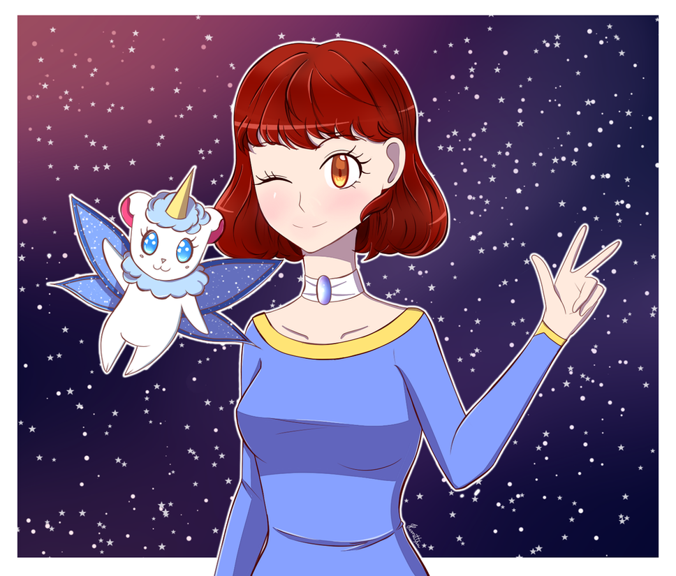 [GIFT]Happy Birthday Aurora! by HimiiChan