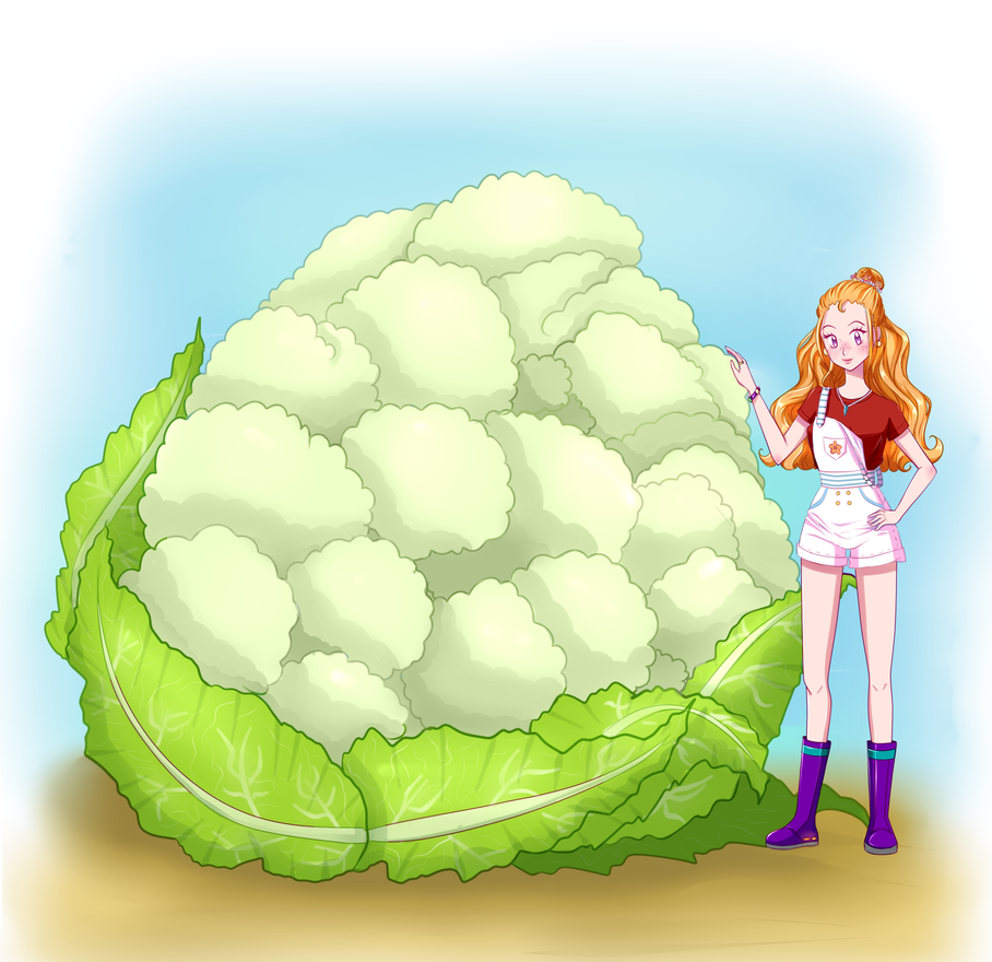 The Giant Crop by HimiiChan
