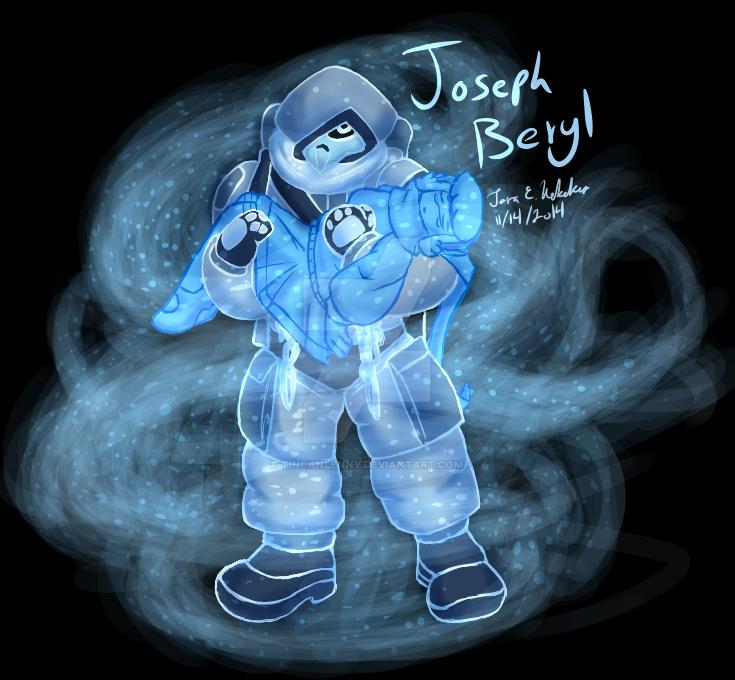 Joseph Beryl by TinCanLenny