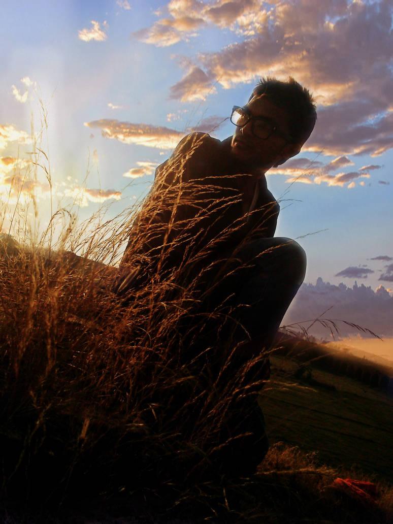 Alone boy by manisupercilious