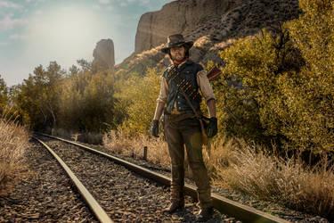 Mercer Station- John Marston's Redemption