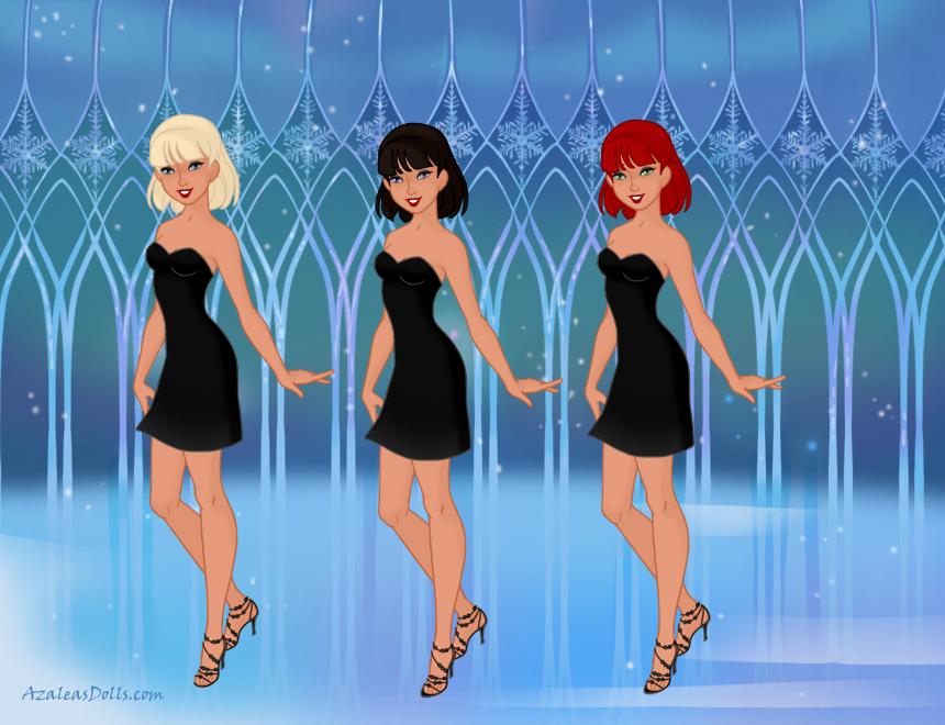 Parsons Triplets by Siamesetwinsfan